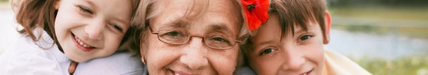 Großeltern Tag in der KITA